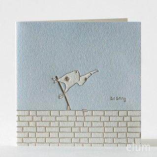 Elum Greeting Card Surrender