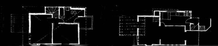 Vilanova Artigas - casa luiz gonzaga leme monteiro   ibirapuera – são paulo, 1941  [fonte: exposição vilanova artigas desenho. 2001]