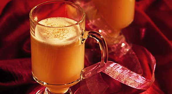 Hot Buttered Rum - never tried it, but I have a candle that I LOVE so ...