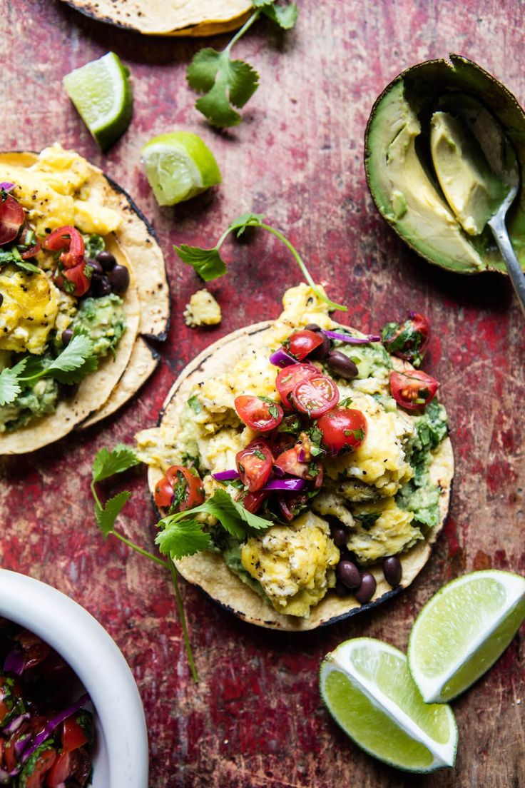 Huevos Rancheros Scrambled Eggs - Simple recipe that truly allows the Mexican flavors to shine...perfect way to start your weekend! @ halfbakedharvest.com