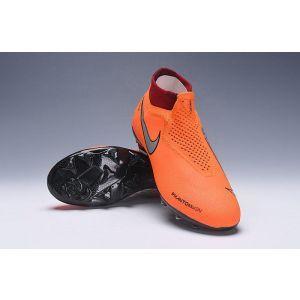 sports shoes 1f230 f7e25 Nike Phantom Vision Elite DF FG - Bright Crimson Metallic Silver Black