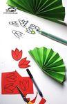Мобильный LiveInternet Цветы из бумаги, клумба. Маме на 8 марта или на день рождения   Хьюго_Пьюго_рукоделие - рукоделие, вязание, кулинария, домоводство  
