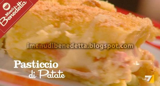 Pasticcio di Patate di Benedetta Parodi