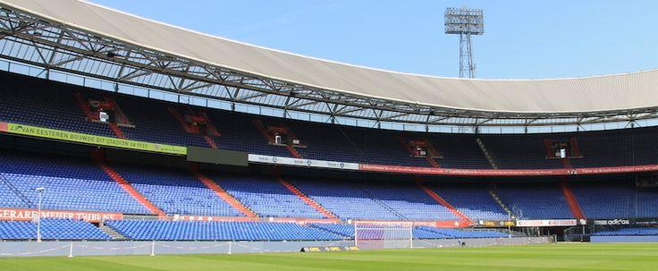 Zwiedzanie stadionu Feyenoordu