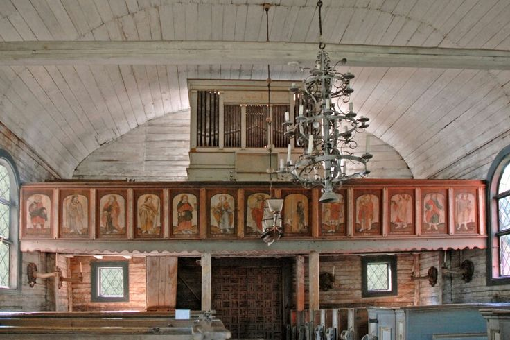 Seurasaari church, Helsinki