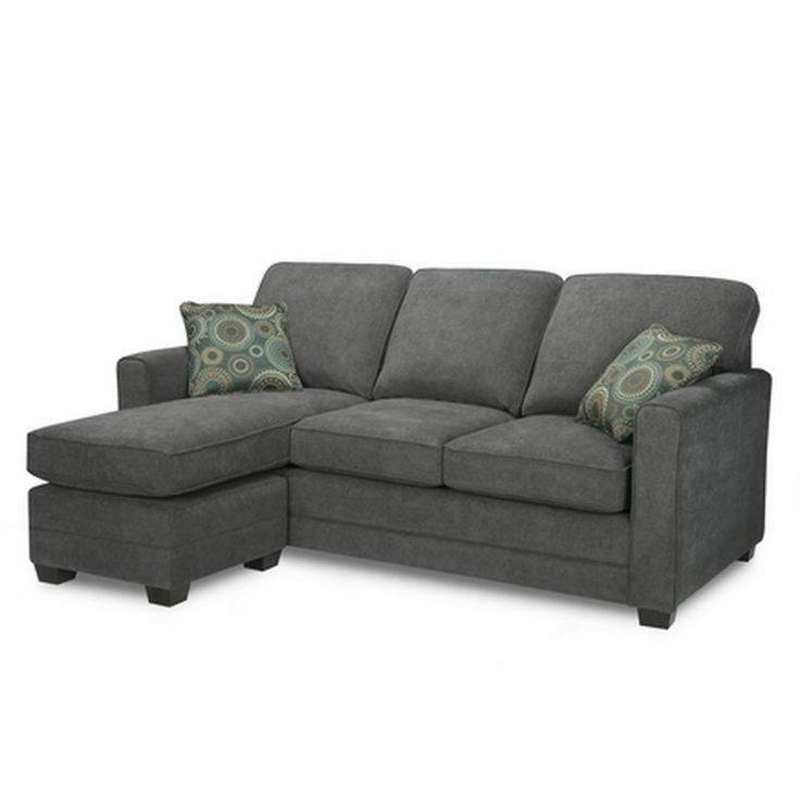 Simmons 39 Stirling 39 Queen Sofa Bed With Chaise Sears Sears Canada Condo Couches Plus