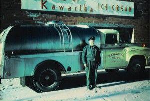 Kawartha-Dairy-1950 #Bobcaygeon #Ontario  Click for the history