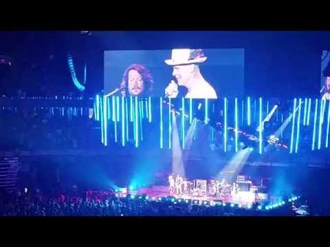 The Tragically Hip - Courage - Edmonton Thursday July 28, 2016 - Encore