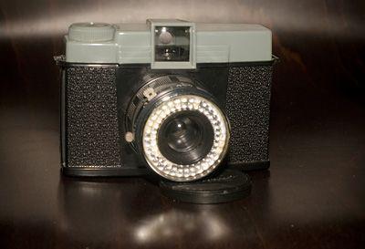 Debonair - Diana clone camera