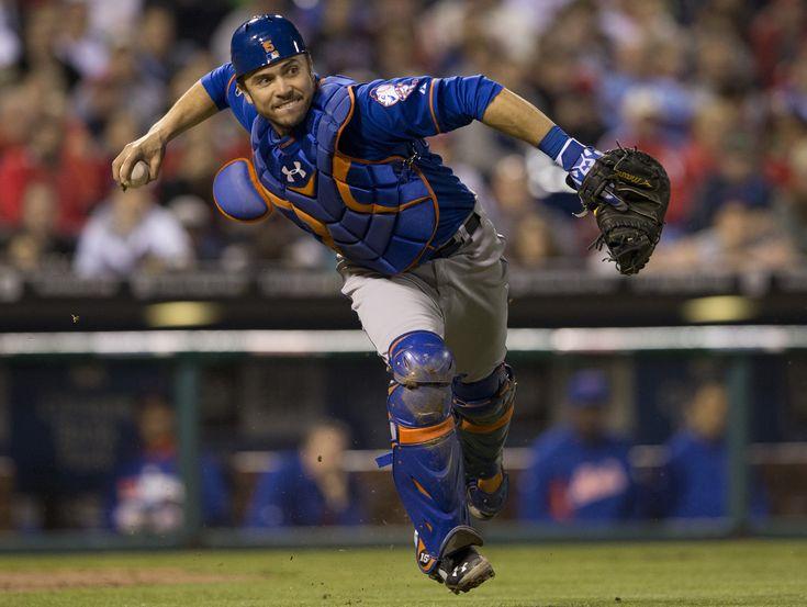 Travis d'Arnaud, New York Mets, Catcher