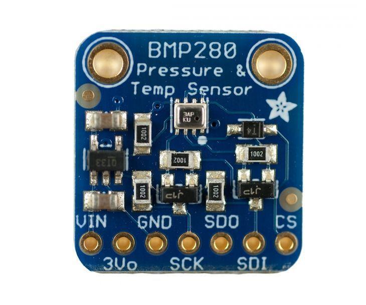 How to use the adafruit bmp sensor arduino tutorial