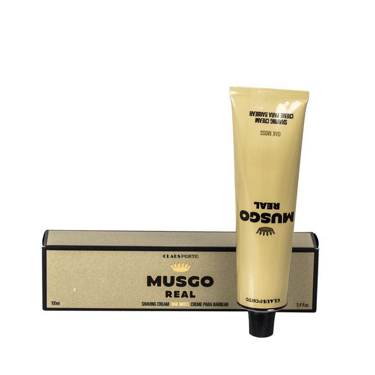 Musgo Real Oak Moss Shaving Cream