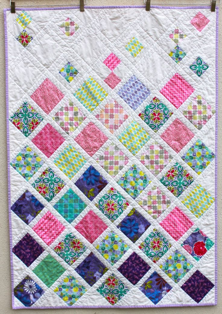 438 best Baby Quilts images on Pinterest | Baby afghans, Baby ... : baby quilt square ideas - Adamdwight.com