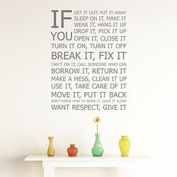 Best Decals Images On Pinterest Wall Decals Wall Quotes And - How do u put up a wall sticker