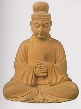 高村光雲作で、№52「聖徳太子像(摂政像) 法隆寺/祈りとかたち展 - トーキング・マイノリティ