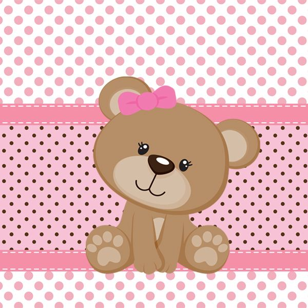 Ursa Rosa e Marrom