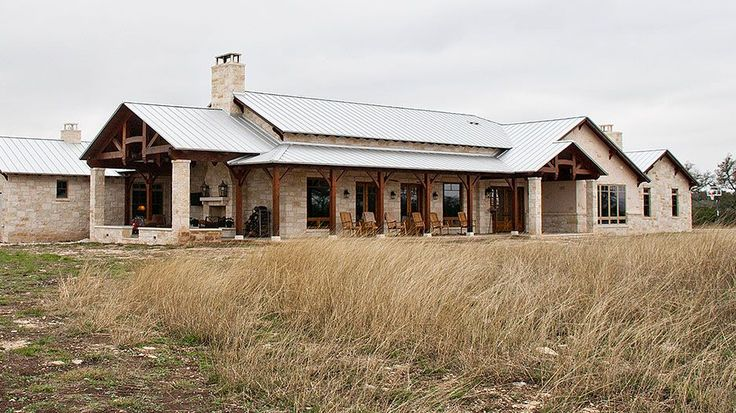 """I would love to incorporate the """"hill country"""" look into the farmhouse style...maybe like this?"""