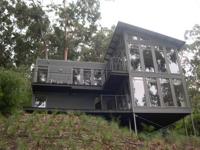 The Glasshouse | Wye River, VIC | Accommodation
