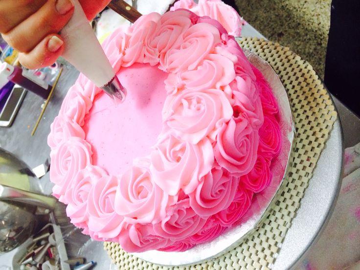 Misha Birthday Cake