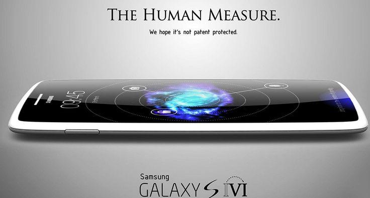 Samsung Galaxy S6 New Concept