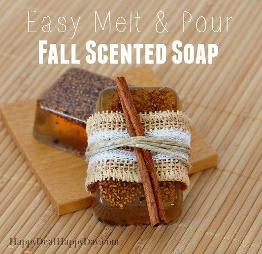 25 best ideas about fall scents on pinterest diy fall for Fall soap scents