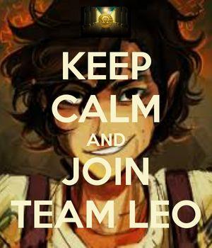 IF ANYONE DEFY TEAM LEO ALL HADES WILL BREAK LOOSE!!!!!.......ON A DAY WHERE I HAPPY