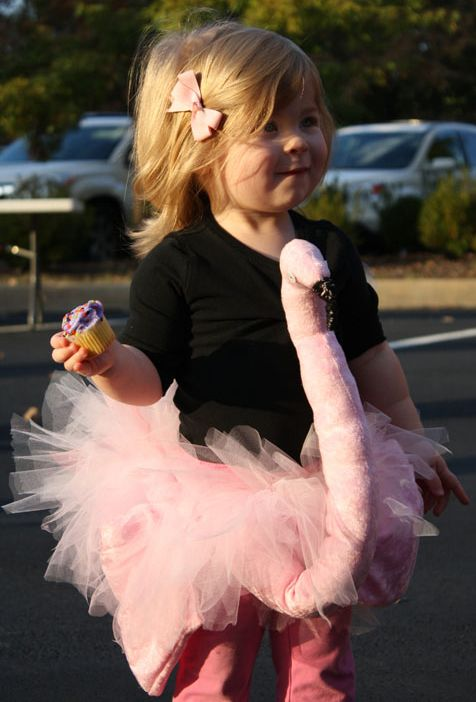 Making+a+Flamingo+Costume+Is+Easy