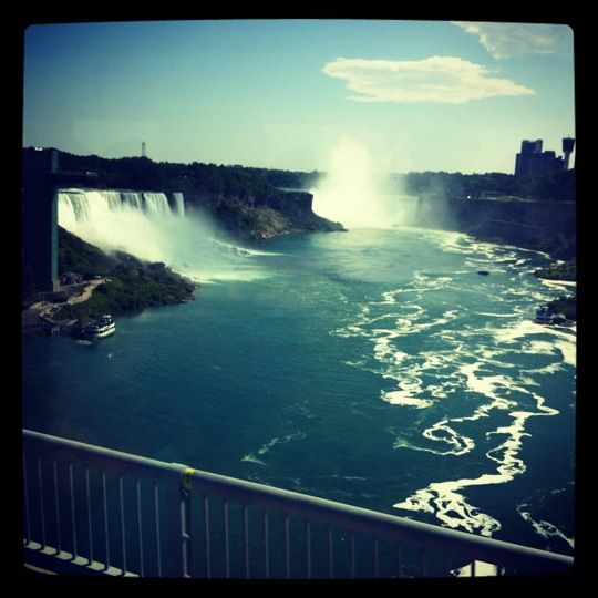 Niagara Falls State Park nel Niagara Falls, NY