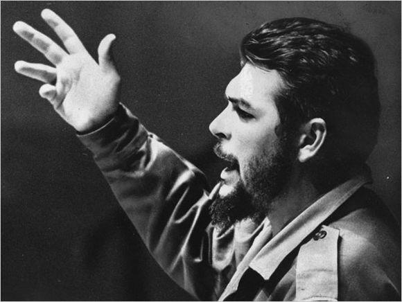 Rompiendo Muros: Che Guevara en discurso por aniversario de Martí: ...