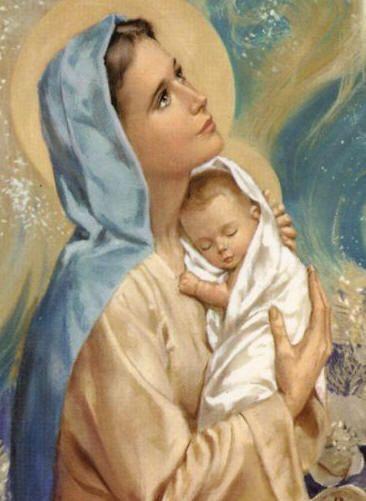 PORTALE DI MARIOLOGIA - La Madre di Dio nella ricerca teologica e nell'insegnamento