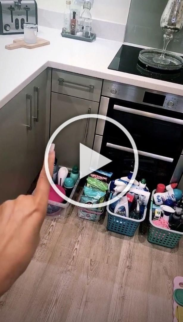 Mrs Hinch Reveals The Best Way To Clean Every Room In Your Home And Exactly What To Use Mirror Online Home Decor Furniture Diy Bedroom Decor Wood Diy