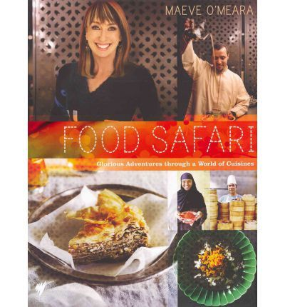 Great book, lots of world food