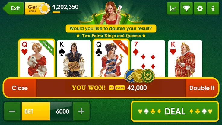 Video Poker, Beautifully Crafted By Happymagenta, Hits The App Store