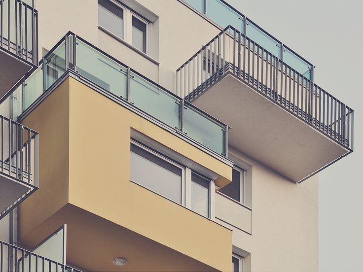 Dagály sétány - Residential Building  Budapest, Hungary