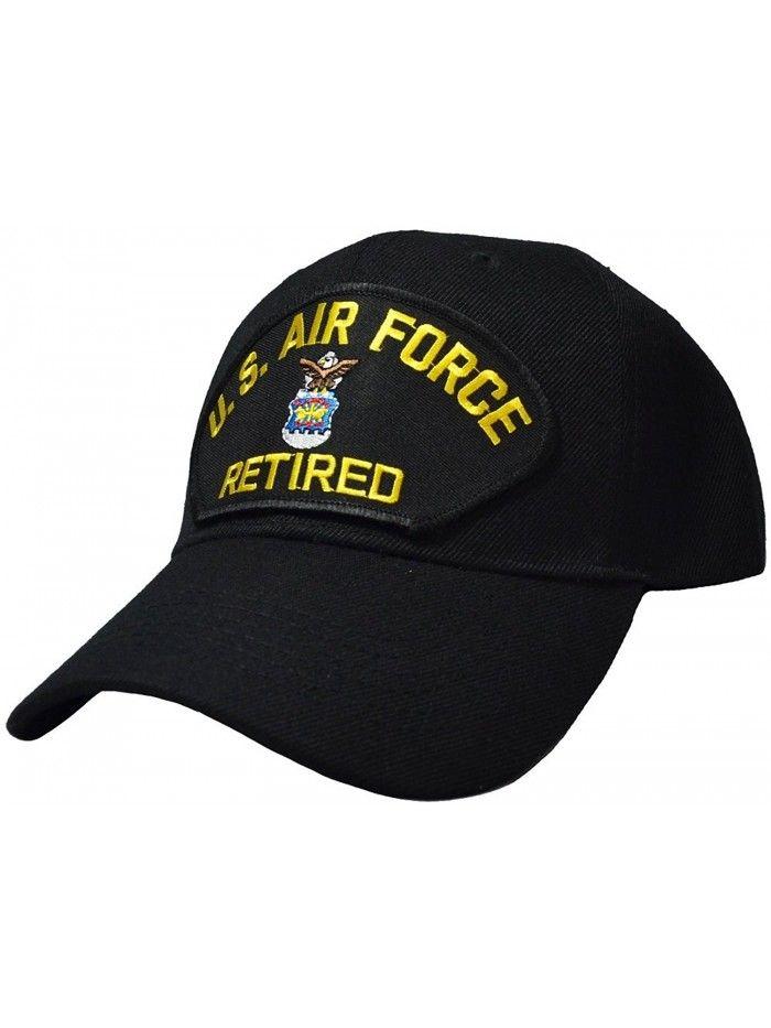 3f2228fdd10518 US Air Force Retired Cap - CD12EM5UIYD - Hats & Caps, Women's Hats & Caps,  Baseball Caps #menscaps #menshats #menstyle #mensoutfits #caps #hats  #Baseball ...