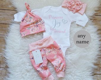 Daddy's Princess Outfit Baby Girl by LLPreciousCreations on Etsy