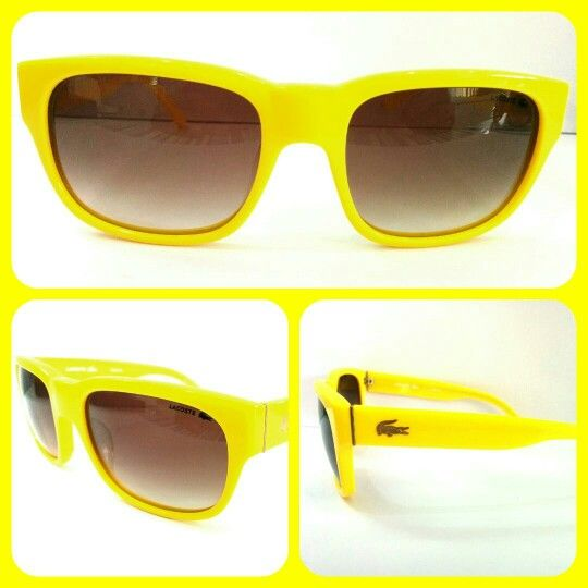 Funky lacoste shades..Price 5490/-