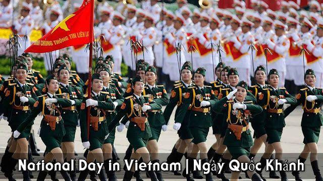 September 2 National Day in Vietnam | Ngày Quốc Khánh
