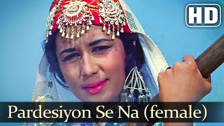 Pardeshiyon Se Na Ankhiyan Milana II - Shashi Kapoor - Nanda - Jab Jab P...