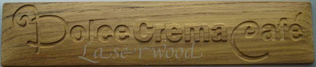 Laserwood: Деревянные буквы