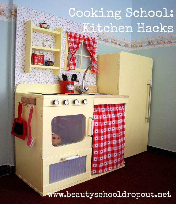 17 Best Toy Kitchen Ideas Images On Pinterest Kitchen Ideas Play