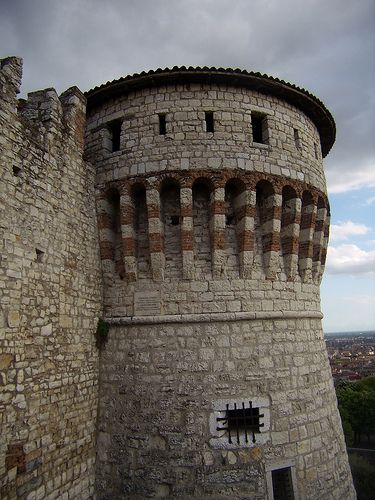 torre dei prigionieri - #Brescia, province of Brescia , Lombardy