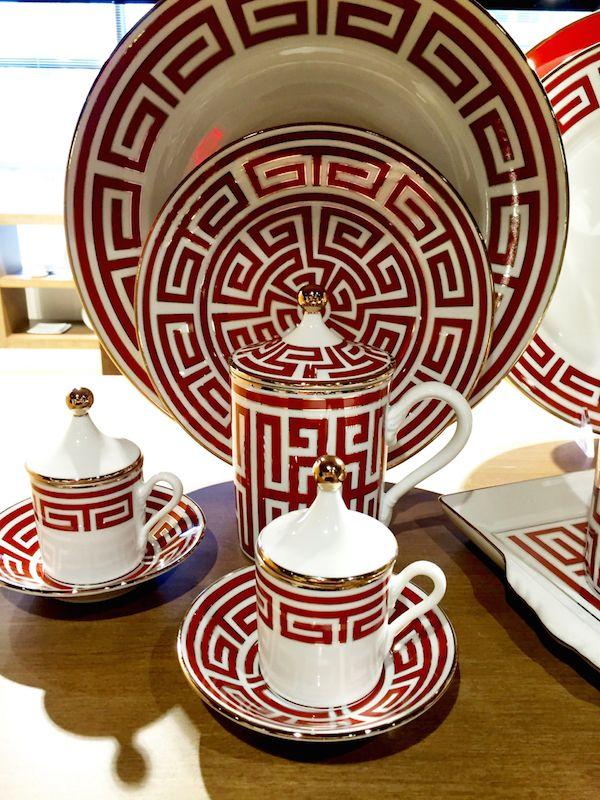 22 best China images on Pinterest - edles geschirr besteck porzellan silber