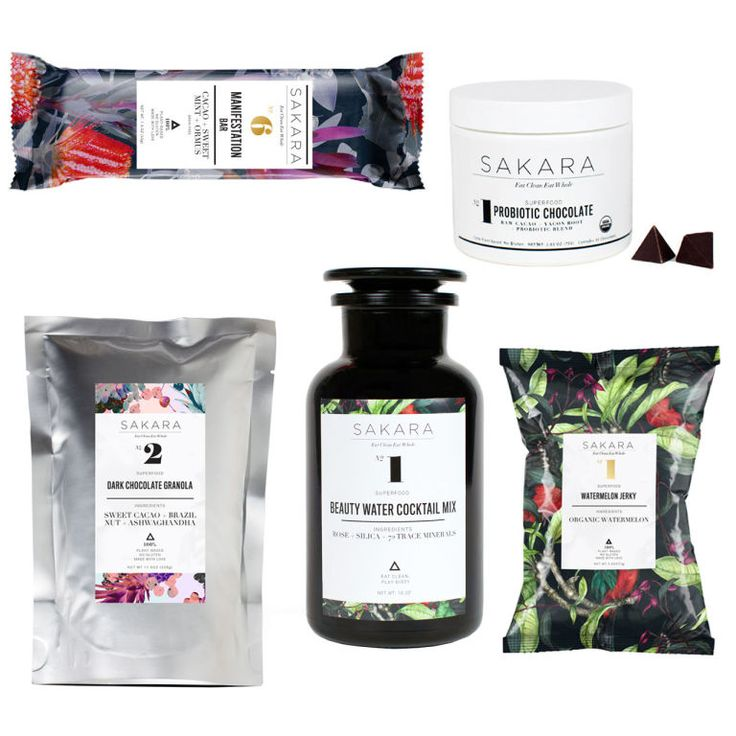 Take a break from Seamless and try these chic new delivery services: Sakara Life.