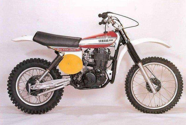1976-77 HL500 Kit Yamaha