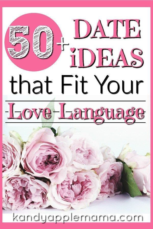 Do you know what your primary love languages are? Take the quiz, then check out these 50+ Date ideas that fit your love language!