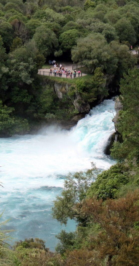 Huka Falls - NZ