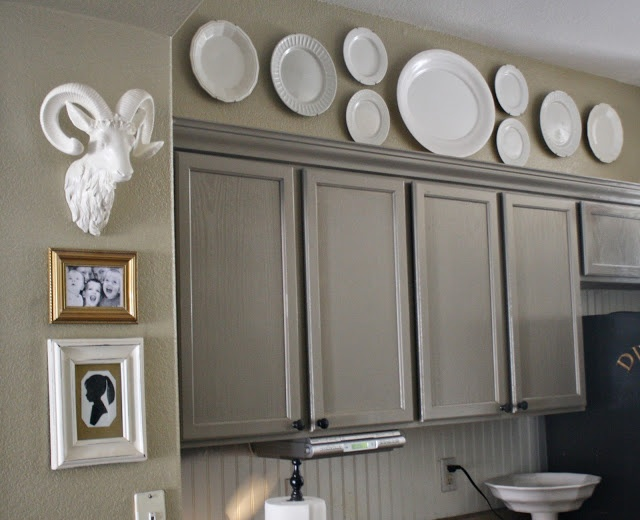 Earthy Stoneware Paint Color By Better Homes And Gardens Might Be A Contender Color For
