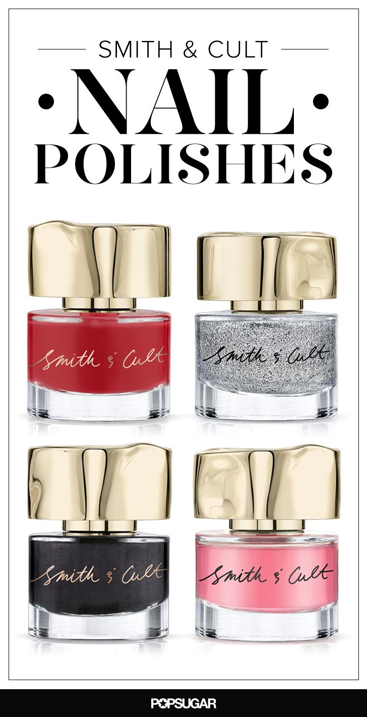 The new #nailpolish brand you need to know!