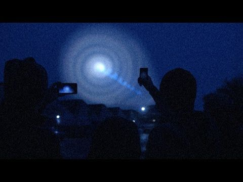 What Is This Mysterious Spiral Anomaly in the Norwegian Sky? - YouTube